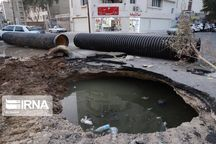 خدمات شهرداری اهواز تحتتاثیر پروژههای نیمهتمام فاضلاب است