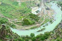 مردم از حضور در حاشیه رودخانه گاوه رود خودداری کنند