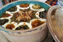 جشنواره غذاهای سنتی و سوغات اراک گشایش یافت