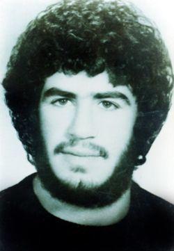 شهید داریوش ریزوندی از کرمانشاه به عنوان شهید شاخص ورزش کشور معرفی شد