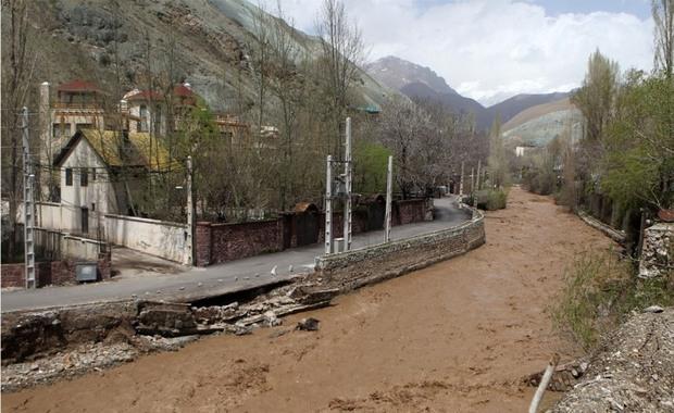 با هرگونه ساخت و ساز در حریم رودخانه ها برخورد شود