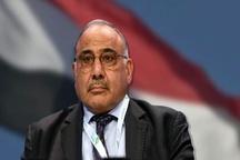 توضیح نخستوزیر عراق در مورد استعفایش
