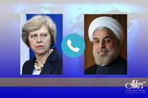 رئیسجمهور روحانی: حفظ برجام بدون آمریکا امکان پذیر، اما بدون تامین منافع ایران غیرممکن است/ می: بسته ای از پیشنهادات برای حفظ برجام آماده شده است