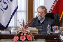 لاریجانی: باید تلاش کنیم انتخابات تبدیل به کشمکش و سایشهای سیاسی نشود