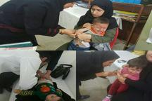 توزیع 25 هزار واکسن آنفولانزا در مناطق زلزلهزده کرمانشاه
