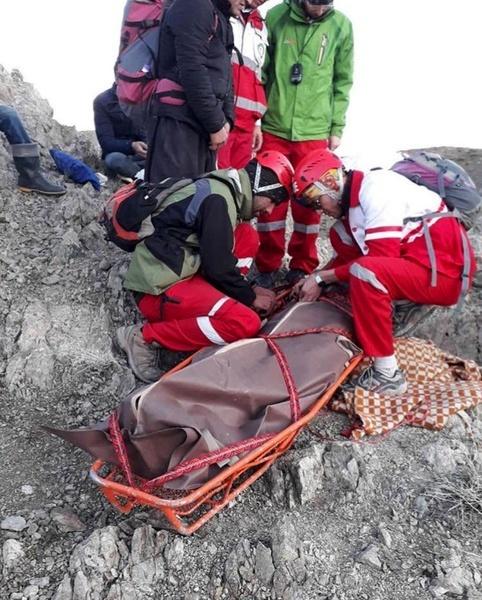 فوت گردشگر گرفتار شده در ارتفاعات حصار تربت حیدریه