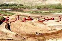بیش از 15 هزار مترمربع از اراضی ملی در بانه رفع تصرف و به بیتالمال بازگردانده شد