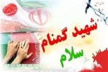 پیکرهای سه شهید گمنام در بردستان بوشهر  تشییع و خاکسپاری شد