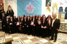 درخشش دانش آموزان البرزی در مسابقات قرآنی