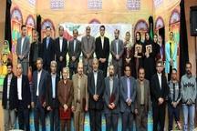 شب شعر «فجر فاطمی» در بندر امام خمینی (ره) گزارش تصویری