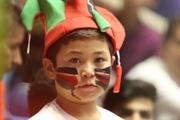 گریه بازیکنان افغانستان بعد از شکست برابر ژاپن