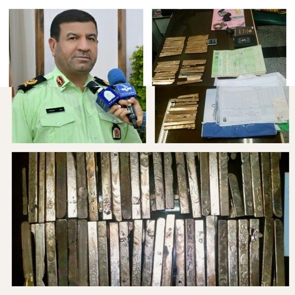 دستگیری سارقان مسلح 20 کیلو طلای شوشتر در پایتخت