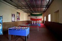 43 خانه ورزش روستایی سیستان و بلوچستان تجهیز شدند