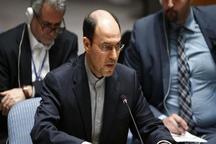 مقام وزارت امور خارجه: تحریمهای غیرقابل توجیه آمریکا مردم ایران و حقوق اساسی آنها را هدف قرار داده است