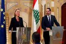 درخواست حریری از اروپا برای حمایت از لبنان در برابر رژیم صهیونیستی