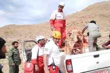 بی احتیاطی منجر به سقوط از کوه و مرگ جوان کرمانی شد