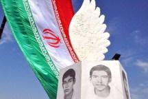 رئیس بنیاد شهید مهریز همکاری در ساخت تندیس شهدا را خواستار شد