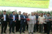 افتتاح 202 واحد مسکن مهر آمل در چهارمین روز هفته دولت