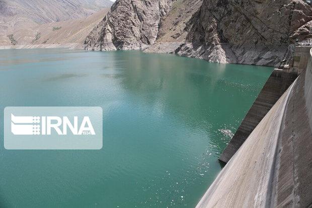 آب ذخیره پشت سد ماکو ۲۵ درصد بیشتر از سال گذشته