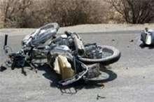 یک کشته و یک مصدوم در حادثه رانندگی در دزفول