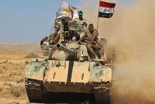 سومین روز عملیات/در چند صد متری دروازه آخرین پایگاه داعش+ تصاویر