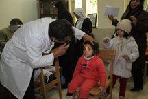 طرح ملی پیشگیری از تنبلی چشم در خوزستان آغاز شد