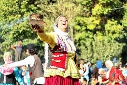 اجراهای روز پایانی دوازدهمین جشنواره تئاتر خیابانی مریوان