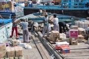 لنج تجاری حامل ۵۰ میلیارد ریال کالای قاچاق توقیف شد