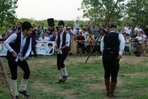 جشنواره بازی های بومی و محلی در روستای سیاه اسطلخ رشت برگزار شد