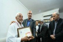 احکام بازنشستگان صندوق بیمه روستاییان گلستان اعطا شد