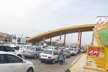 مصرف بنزین در زنجان 22درصد افزایش یافت