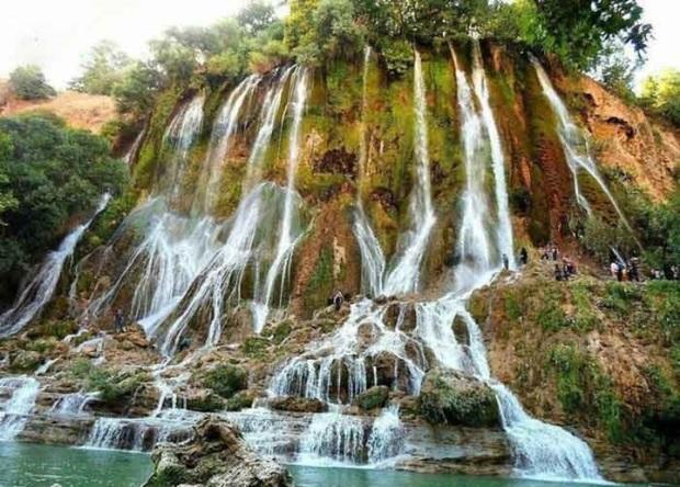 آبشارهای لرستان، جاذبه هایی به خنکای بهار