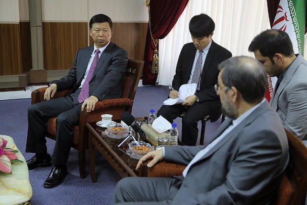 جمله ای که محسن رضایی به وزیر چینی در مورد آمریکا گفت