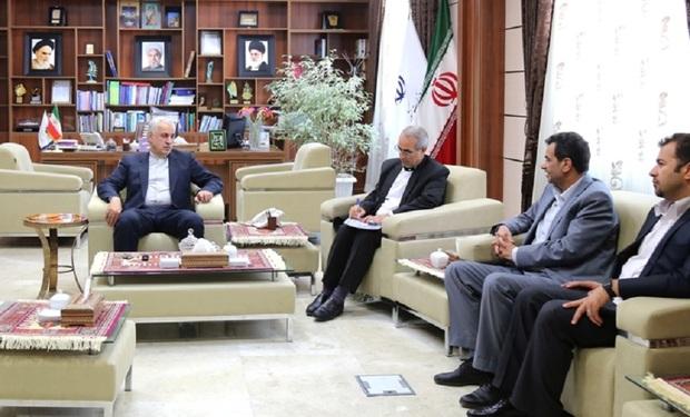 بنیاد مستضعفان به تقویت بنیه اقتصادی خراسان شمالی کمک کند