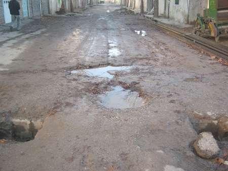 حفاری شرکت های خدماتی تا 15 فروردین آینده در ارومیه ممنوع است
