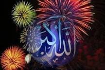 گلبانگ «الله اکبر» در آسمان پایتخت طنین انداز شد