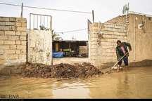 سیل هشت روستای شهرستان حمیدیه را تهدید می کند