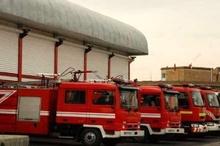 آماده باش کامل آتش نشانی ساری