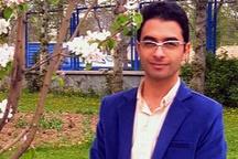معرفی دانشجوی قزوینی به عنوان پژوهشگر برجسته کشور