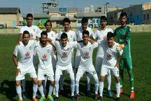 تیم فوتبال شاهین کوثر حریف بوکانی خود را با شکست بدرقه کرد