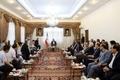 سرمایه گذاران چینی آماده گسترش روابط خود با ایران هستند