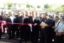 افتتاح درمانگاه تخصصی بیمارستان توحید سنندج