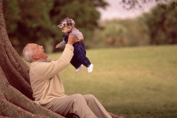 سرمایه جامعه در دست فرزانگان سالمند است