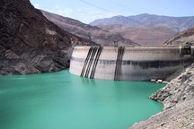 تخصیص 70 درصد آب سد طالقان به قزوین
