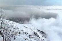 ذخیره برف در استان تهران چشمگیر نیست