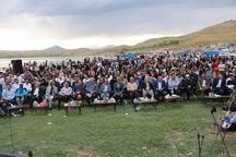 جشنواره بزرگ ماهیگیری با قلاب در هشترود برگزار شد