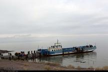 حجم آب دریاچه ارومیه از سه میلیارد مترمکعب گذشت