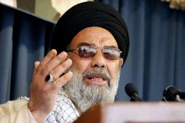اقدام نمایندگان مردم استان اصفهان در زمینه آب به حق بود