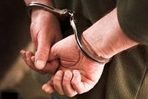 کلاهبردار مامورنما در اراک دستگیر شد