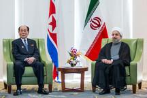 رهبر کرهشمالی پیروزی مجدد روحانی را تبریک گفت